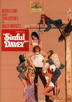 Sinful Davey (DVD) 8834046