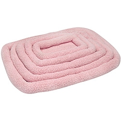 Cooper Dog Extra Large Pink Crate Pad
