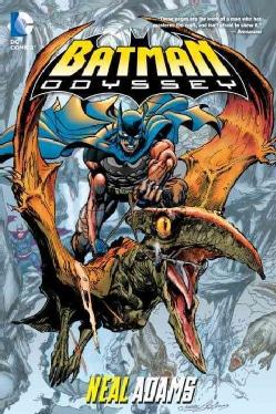 Batman: Odyssey (Hardcover) 8843165