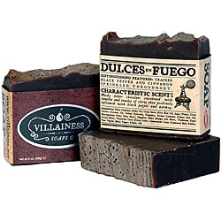 Villainess Soaps 'Dulces en Fuego' Body Soap