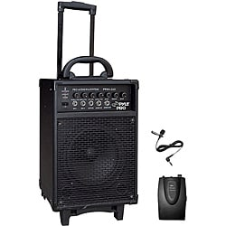 Pyle 300 Watt Wireless Portable PA System