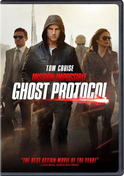 Mission: Impossible Ghost Protocol (DVD) 8846325