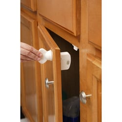 Safety 1st Magnetic Locking System (Pack of 9)