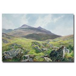 John Grimshaw 'Autumn Sunshine' Canvas Art