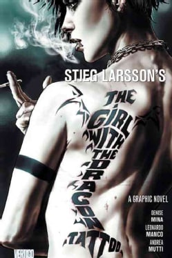 The Girl With the Dragon Tattoo 1 (Hardcover) 8851370