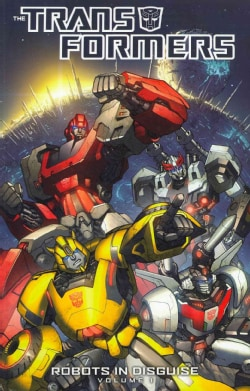 Transformers 1: Robots in Disguise (Paperback) 8854117