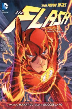The Flash 1: Move Forward the New 52 (Hardcover) 8856608