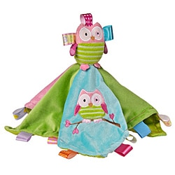 Mary Meyer Oodles Owl Character Blanket