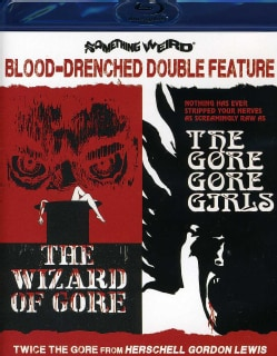 The Wizard of Gore/The Gore Gore Girls (Blu-ray Disc) 8861858