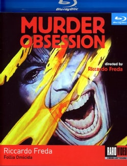 Murder Obsession (Blu-ray Disc) 8865287