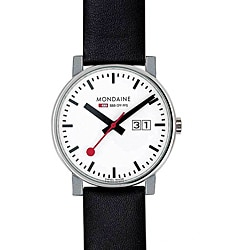 Mondaine Men's Official Swiss Railways Evo Series Watch