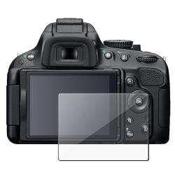 INSTEN Clear Screen Protector for Nikon D5100 Camera