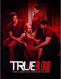 True Blood: The Complete Fourth Season (DVD) 8879737