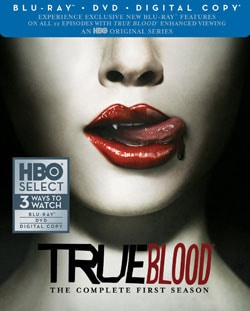 True Blood: The Complete First Season (Blu-ray Disc) 8881496