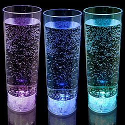 Light Up Highball Glasses (Pack of 12)