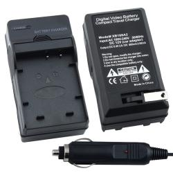 INSTEN Compact Digital Camera Battery Charger Set for Canon NB-7L