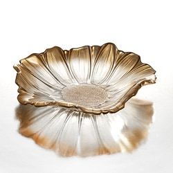 Fifth Avenue Crystal Large Venezia Flower Bowl