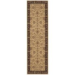 Safavieh Majesty Extra Fine Camel/ Brown Rug (2'3 x 8')