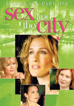Sex and the City: The Sixth Season Part 1 (DVD) 736154
