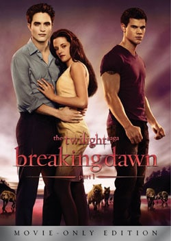 The Twilight Saga: Breaking Dawn Part 1 (DVD) 8889210