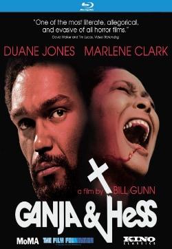 Ganja & Hess (Blu-ray Disc) 8889221
