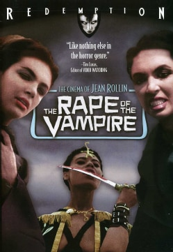 The Rape of the Vampire (DVD) 8889225