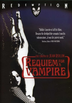 Requiem for a Vampire (DVD) 8889226