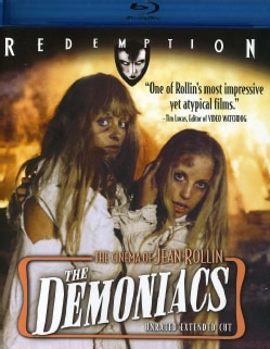 Demoniacs: Extended Edition (Blu-ray Disc) 8889230