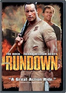 The Rundown (DVD) 736300