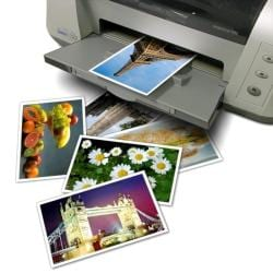 INSTEN Glossy Photo Paper (20 pieces)