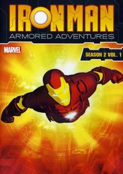 Iron Man: Armored Adventures Season 2 Vol. 1 (DVD) 8892352