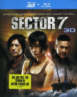 Sector 7 3D (Blu-ray Disc) 8892356