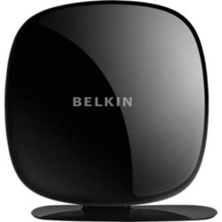 Belkin IEEE 802.11n 300 Mbps Wireless Range Extender - ISM Band - UNI