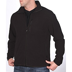 Farmall IH Men's Black Arctic Unlined Fleece Jacket
