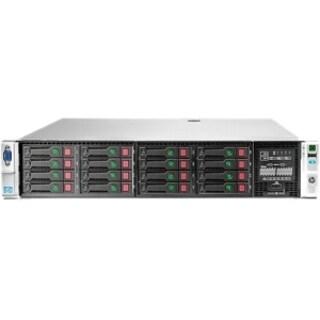 HP ProLiant DL380p G8 2U Rack Server - 2 x Intel Xeon E5-2670 Octa-co