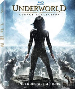 Underworld: The Legacy Collection (Blu-ray Disc) 8898982