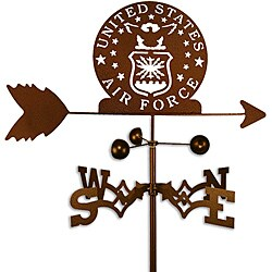 Handmade Armed Services US Air Force Academy Weathervane 8907491