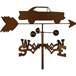 Handmade Race Car Weathervane