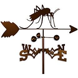 Handmade Mosquito Insect Weathervane