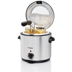 E-Ware Stainless Steel Electric 6-cup Deep Fryer