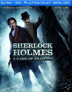 Sherlock Holmes: A Game of Shadows (Blu-ray/DVD) 8909344