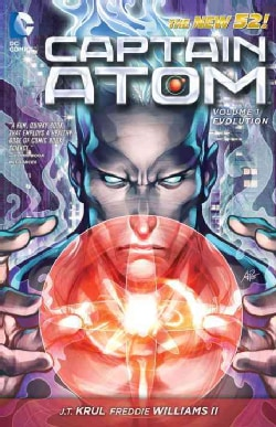 Captain Atom 1: Evolution (Paperback) 8910128