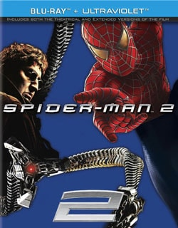 Spider-Man 2 (2004) (Blu-ray Disc) 8913386