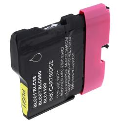 INSTEN Brother LC61M Compatible Magenta Ink Cartridge
