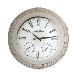 Seth Thomas Polyfiber Solar Clock