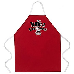 Attitude Apron 'King of the Carnivores' Apron