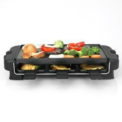 E-Ware Non-stick Electric Grill with 6 Small Pans