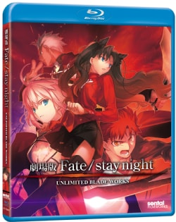 Fate/Stay Night Unlimited Blade Works (Blu-ray Disc) 8918059