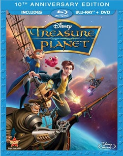 Treasure Planet (10th Anniversary Edition) (Blu-ray Disc) 8918075