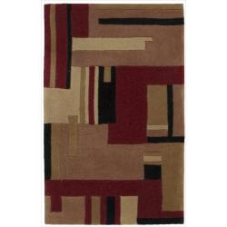 """Nourison Hand-Tufted Dimensions Multicolored Accent Rug (1'9"""" x 2'9"""")"""
